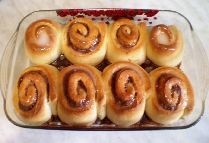 """Рецепты """"Готовим с Go61.ru"""": булочки и картошка-гармошка, фото-2"""
