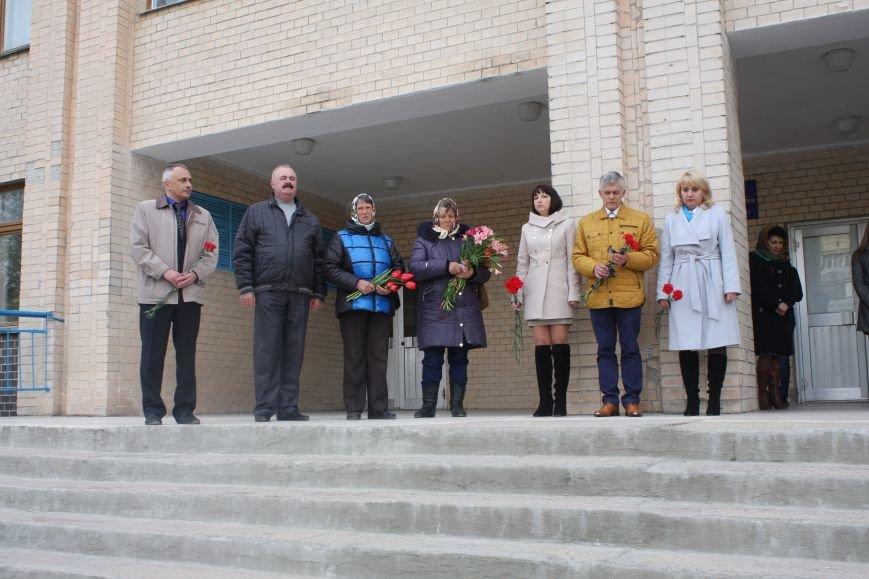 Ще одну меморіальну дошку загиблому воїну відкрили біля ЗОШ №17, фото-1