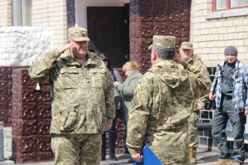 В Херсоне отправили 50 призывников в армию (фото), фото-1