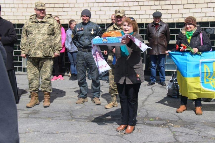 В Херсоне отправили 50 призывников в армию (фото), фото-3