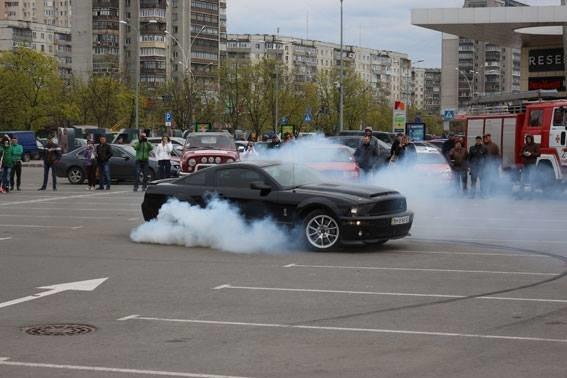 На Сумщині пройшов Всеукраїнський флешмоб з безпеки дорожнього руху (ФОТО), фото-1