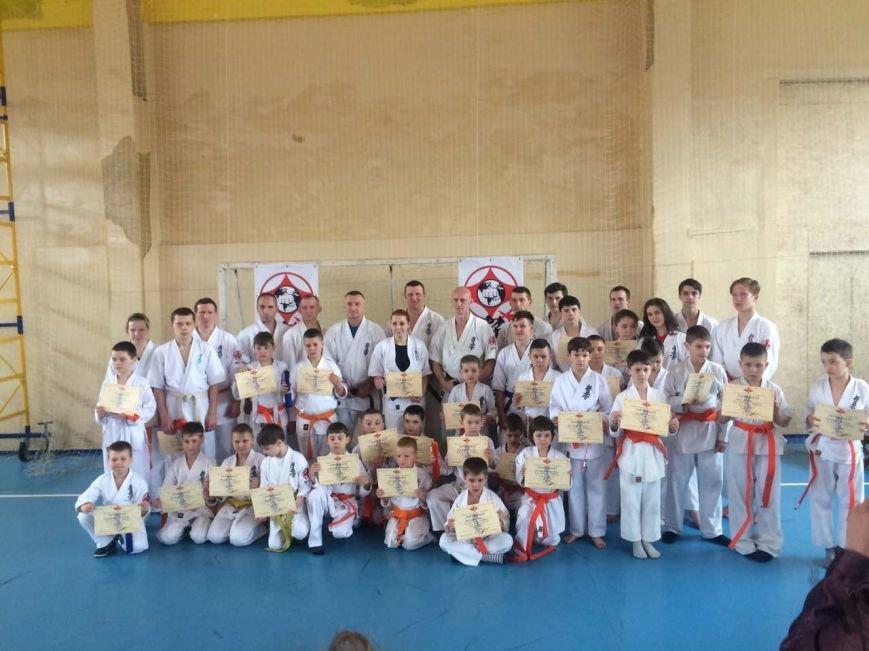 У Покровську відбувся семінар з карате кіокушинкай, фото-2