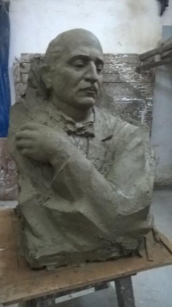 Памятник Александру Спендиарову будет установлен перед домом композитора в Ялте (3)