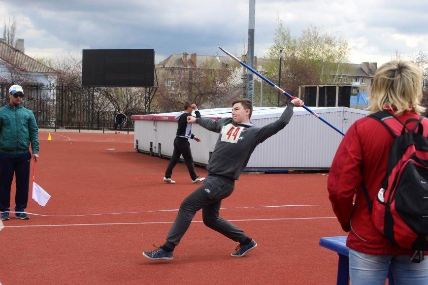 Бахмут принял открытый чемпионат Донецкой области по легкой атлетике (ФОТО), фото-3