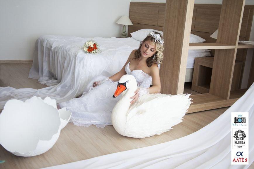 Свадебная сказка в твоей жизни, фото-11
