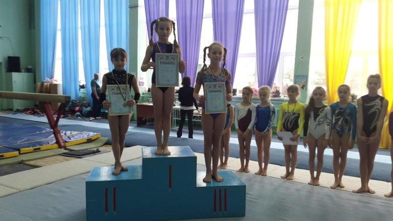 Краматорские гимнасты в числе лучших на Открытом чемпионате, фото-1