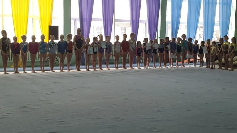 Краматорские гимнасты в числе лучших на Открытом чемпионате, фото-2