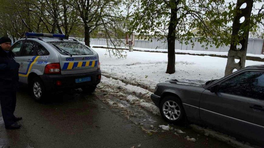 В непогоду полиция Каменского помогала горожанам, фото-2