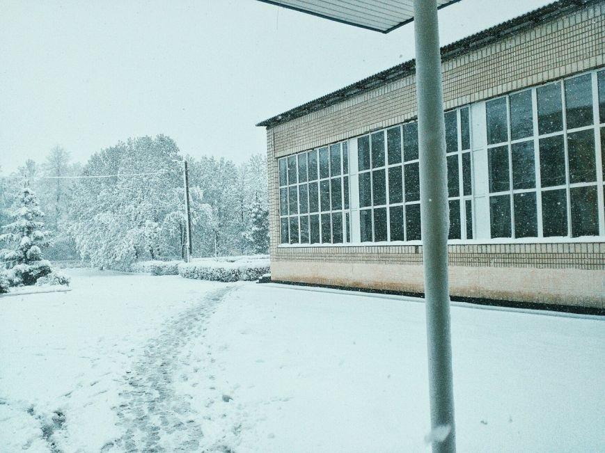 13,5 сантиметров, я в шоке! Девушка измерила ...снежный покров в Одесской области (ВИДЕО), фото-10