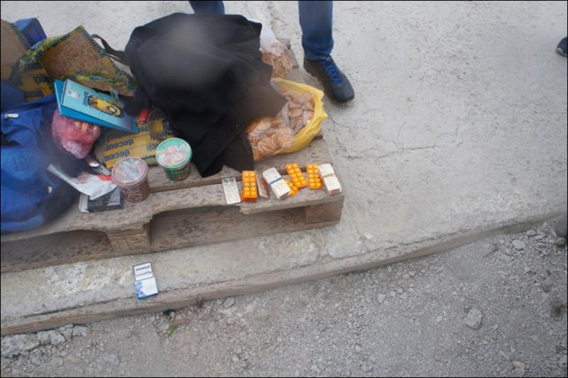 Украинец пытался ввезти в Крым наркотики (ФОТО), фото-2