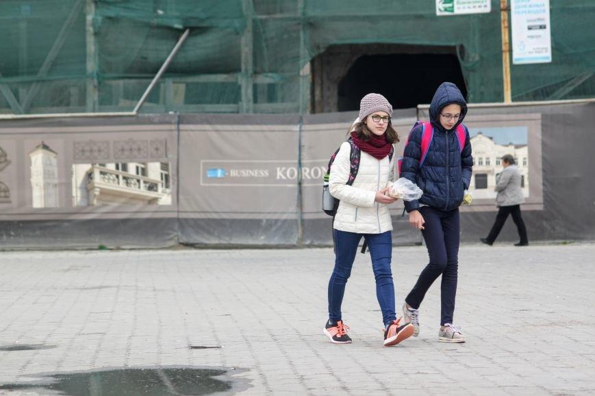 Похолодання в Ужгороді: синоптики чекають на заморозки, сильний вітер та дощ зі снігом (ФОТО), фото-4