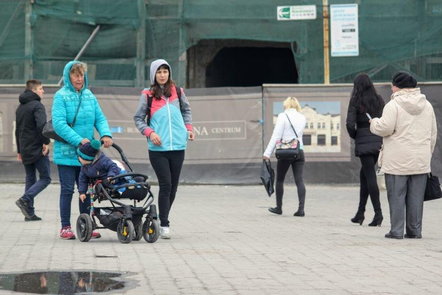 Похолодання в Ужгороді: синоптики чекають на заморозки, сильний вітер та дощ зі снігом (ФОТО), фото-10