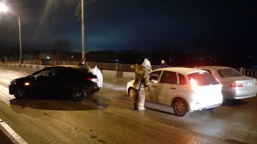 Массовое ДТП произошло в полночь в Ульяновске. ФОТО, фото-3