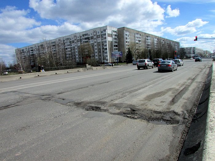 Где в Новополоцке нужно починить дорогу. ФОТОФАКТ, фото-5