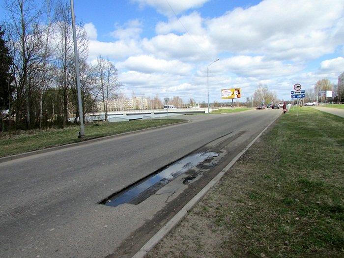 Где в Новополоцке нужно починить дорогу. ФОТОФАКТ, фото-4