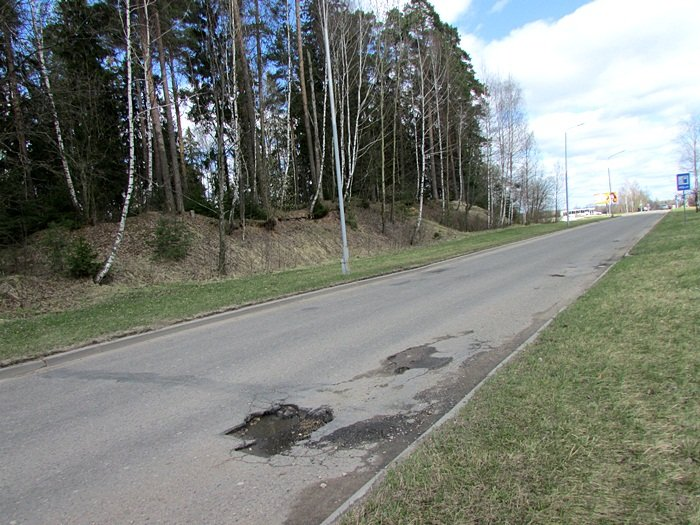 Где в Новополоцке нужно починить дорогу. ФОТОФАКТ, фото-3