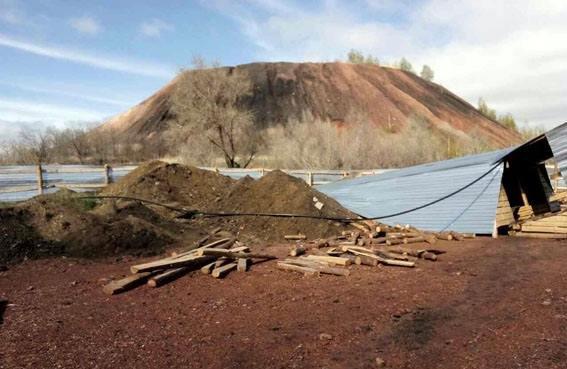 В Донецкой области в прифронтовой зоне выявили нелегальную копанку, на которой работали десять шахтеров, фото-7