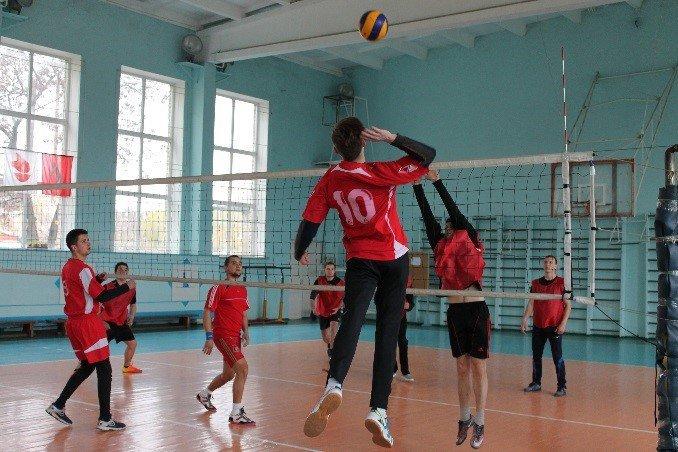 В Краматорске определили лучших волейболистов среди студентов областных ВУЗов, фото-1