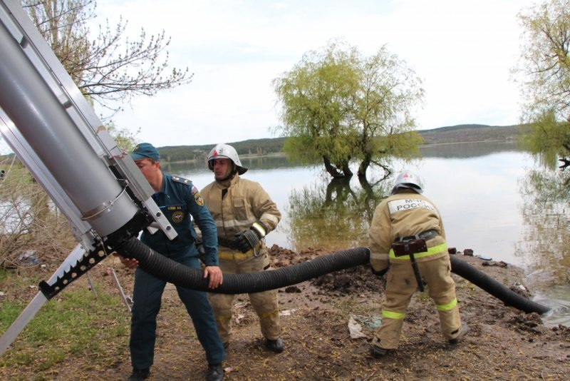 """Сегодня Симферополь """"спасли"""" от наводнения (ФОТО), фото-2"""