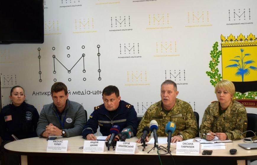 На разминирование Донбасса и Луганщины уйдет не менее 15 лет, фото-1