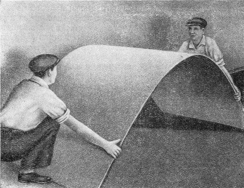 История гипсокартона, фото-1