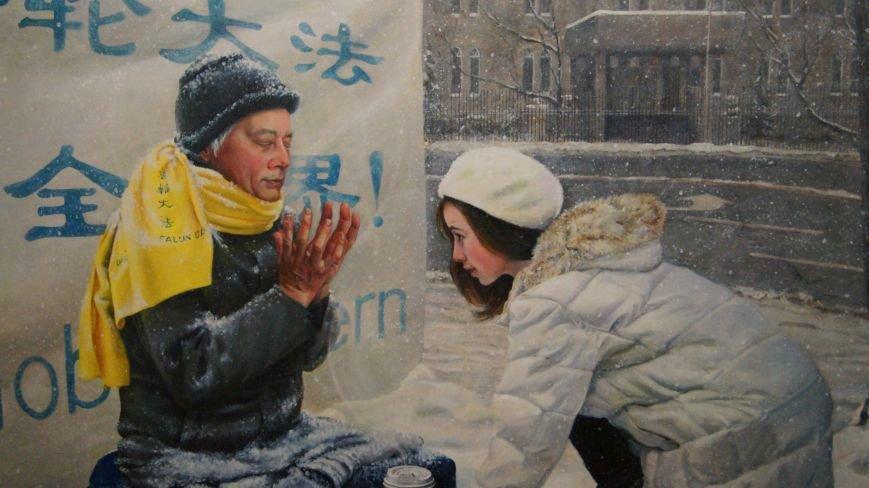 В Павлограде проходит Международная художественная выставка, фото-4