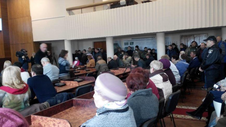 Депутати проголосували за розпуск виконавчого комітету Конотопської міської ради, фото-1
