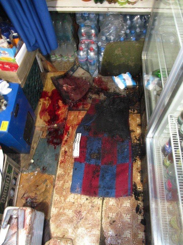 Мужчина убил, а после пытался подпалить продавщицу киоска, фото-6