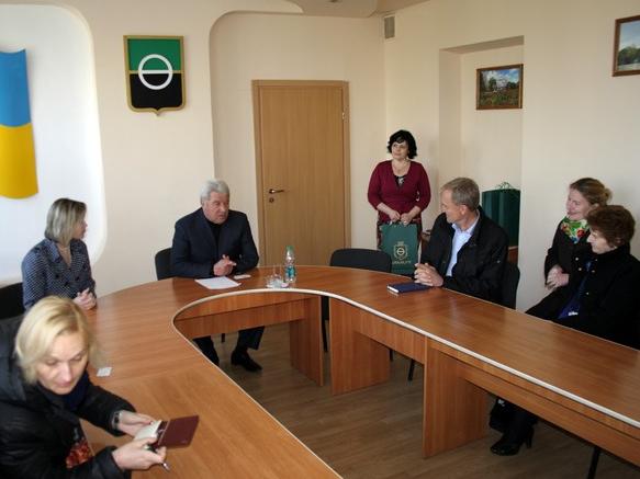 Представители Европейской делегации ПРООН с мониторинговым визитом посетили Бахмут, фото-8