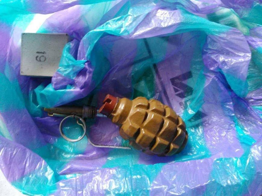 В доме харьковчанина нашли несколько гранат и боеприпасы (ФОТО), фото-2