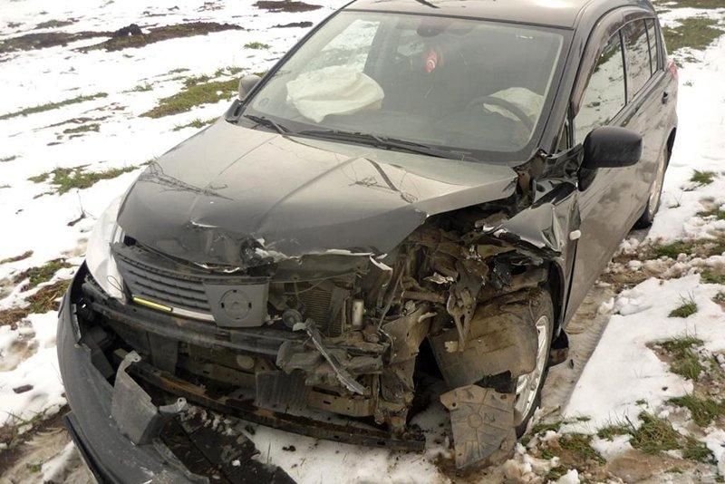 Пьяный водитель ВАЗа спровоцировал ДТП под Белгородом, фото-2