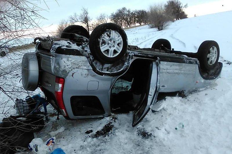 Пьяный водитель ВАЗа спровоцировал ДТП под Белгородом, фото-3