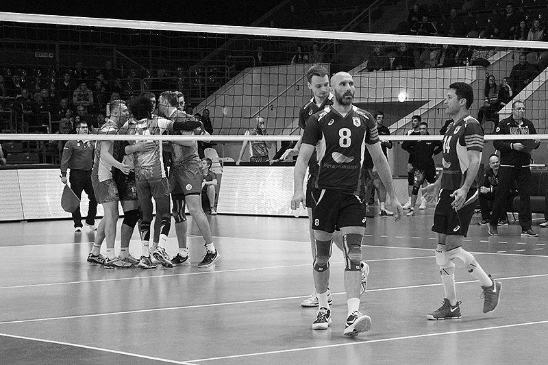 «Белогорье» победило «Енисей» в первом матче плей-офф Суперлиги, фото-4