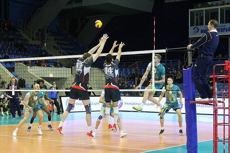 «Белогорье» победило «Енисей» в первом матче плей-офф Суперлиги, фото-5