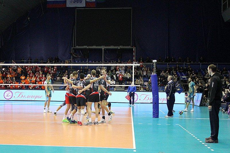 «Белогорье» победило «Енисей» в первом матче плей-офф Суперлиги, фото-9