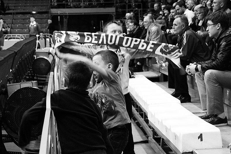 «Белогорье» победило «Енисей» в первом матче плей-офф Суперлиги, фото-7