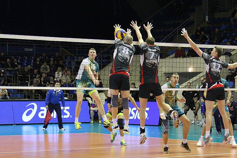 «Белогорье» победило «Енисей» в первом матче плей-офф Суперлиги, фото-2