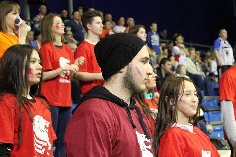 «Белогорье» победило «Енисей» в первом матче плей-офф Суперлиги, фото-10