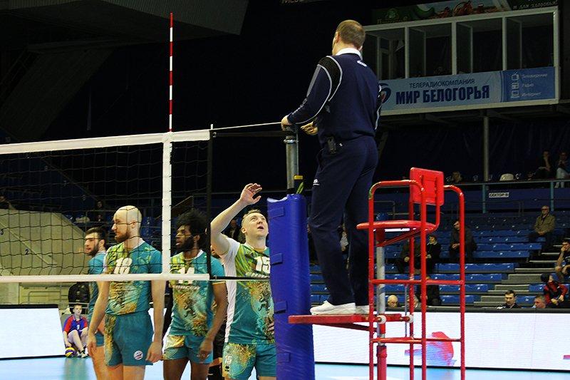 «Белогорье» победило «Енисей» в первом матче плей-офф Суперлиги, фото-6