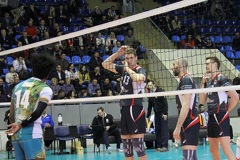 «Белогорье» победило «Енисей» в первом матче плей-офф Суперлиги, фото-1