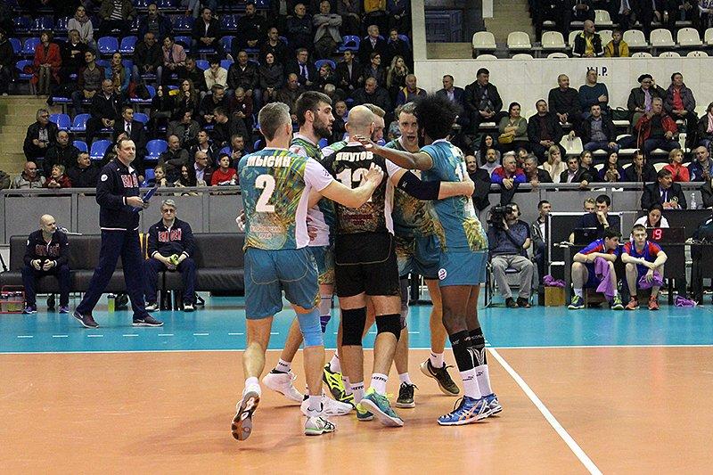 «Белогорье» победило «Енисей» в первом матче плей-офф Суперлиги, фото-3