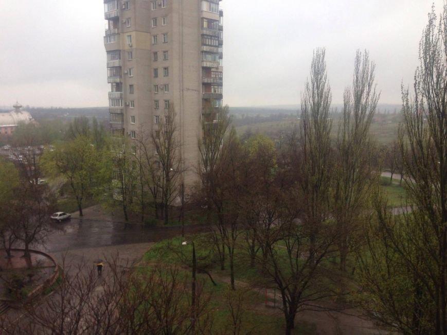 Цветы под снегом, или Зима весной: какое оно, 21 апреля, в разных городах Украины (ФОТОРЕПОРТАЖ+КАРТА), фото-1