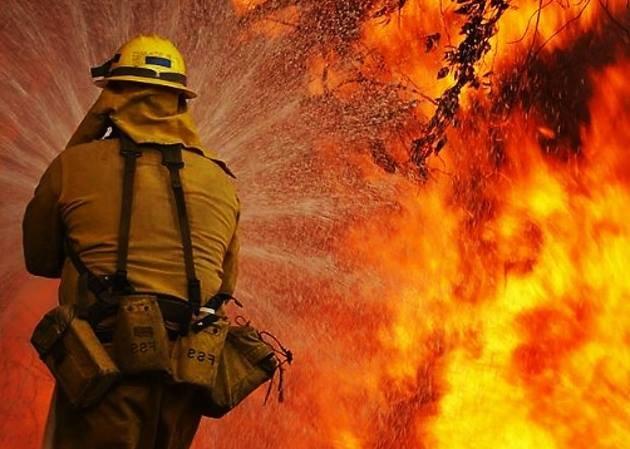 На Закарпатті під час пожежі у будинку помер 55-річний чоловік, фото-1