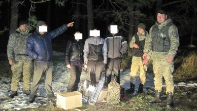 Двадцать метров до России: на Харьковщине пограничники не дали вывезти в РФ контрабанду сантехники, фото-2