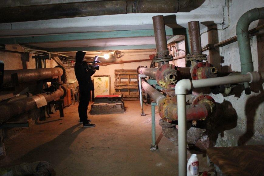 Мариупольским студентам подарили теплообменники, но горячей воды летом не пообещали (ФОТО), фото-3
