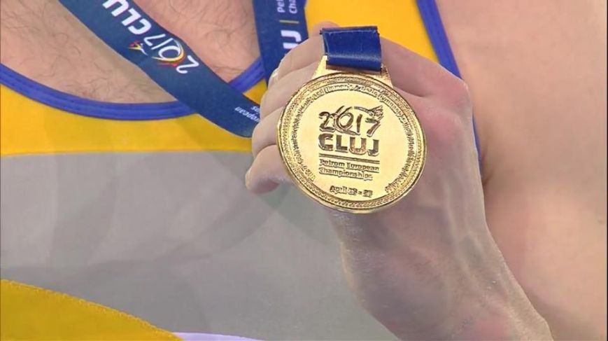 Далалоян одержал победу серебро вмногоборье начемпионате Европы вКлуже