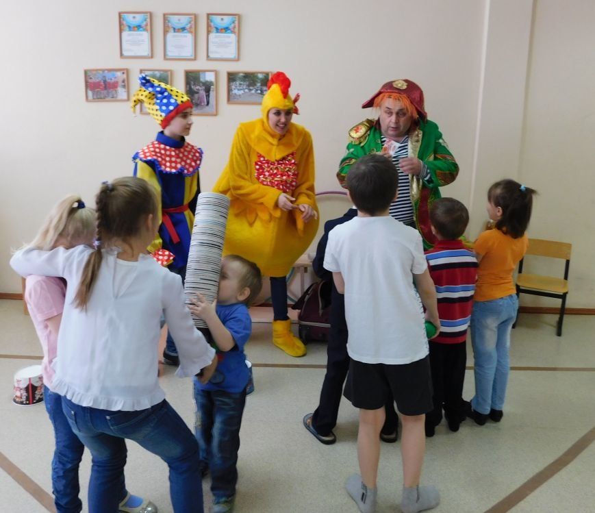 Ульяновским сиротам устроили День святых чудес. ФОТО, фото-5