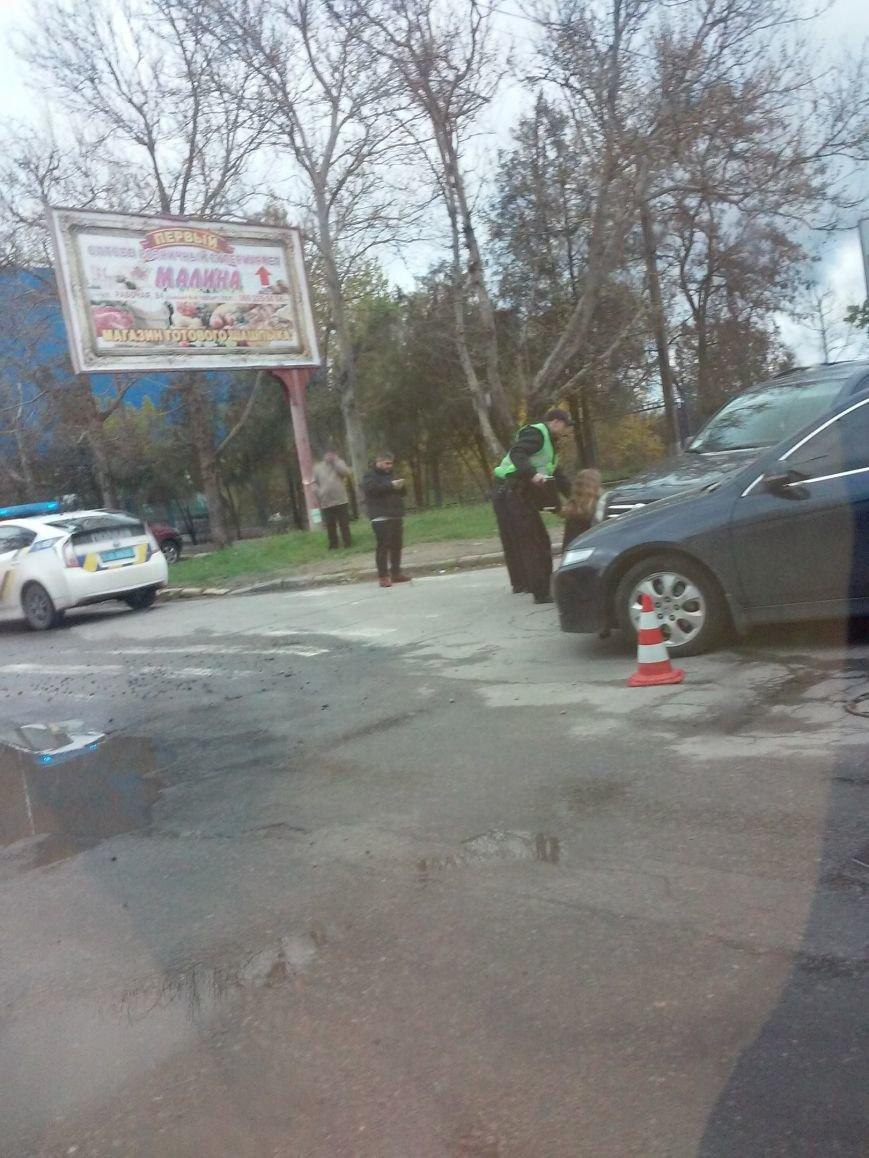 В Херсоне авария на Жилпоселке (фото), фото-2