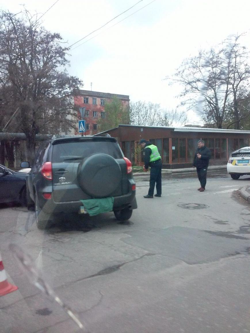 В Херсоне авария на Жилпоселке (фото), фото-1