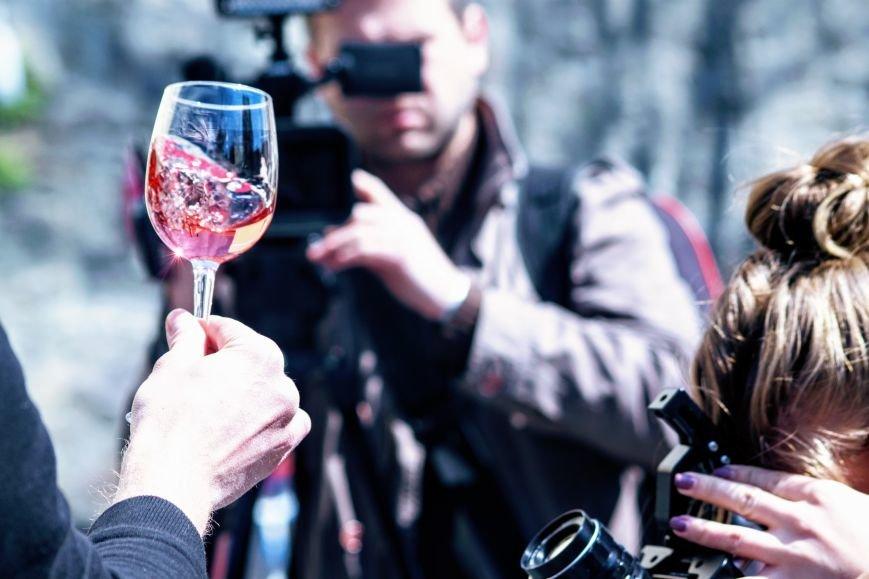 Ужгород п'є вино із сакури: фоторепортаж, фото-1
